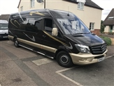 Used Mercedes-Benz Sprinter