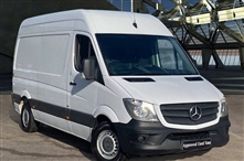 Used Mercedes-Benz Sprinter