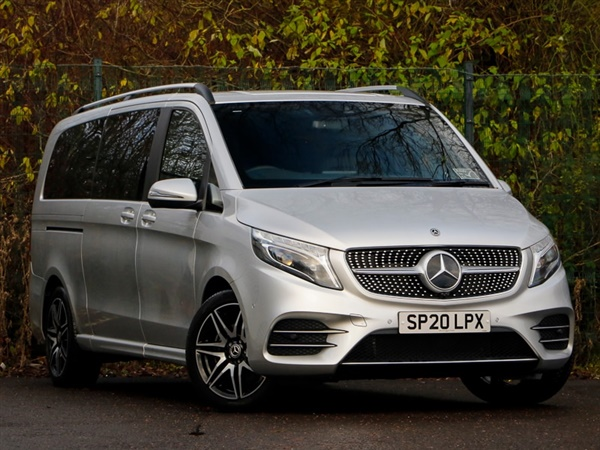 Large image for the Used Mercedes-Benz V Class