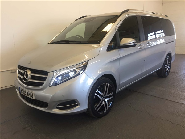 Large image for the Mercedes-Benz V Class