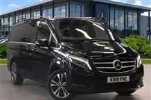 Used Mercedes-Benz V Class