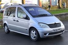 Used Mercedes-Benz Vaneo