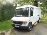 Used Mercedes-Benz Vario