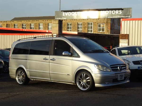 Large image for the Used Mercedes-Benz Viano