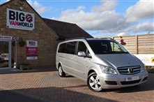 Used Mercedes-Benz Viano
