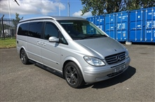 Used Mercedes-Benz Viano Cars for Sale Belfast | BuyYourCar UK