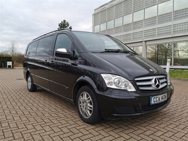 Large image for the Mercedes-Benz Viano