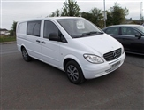 Used Mercedes-Benz Vito