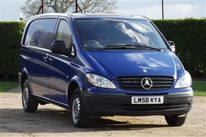 Large image for the Used Mercedes-Benz Vito