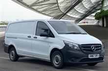 Used Mercedes-Benz Vito