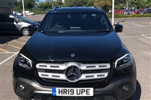 Used Mercedes-Benz X Class