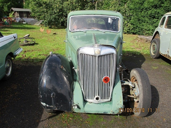 Mg Y Type car for sale