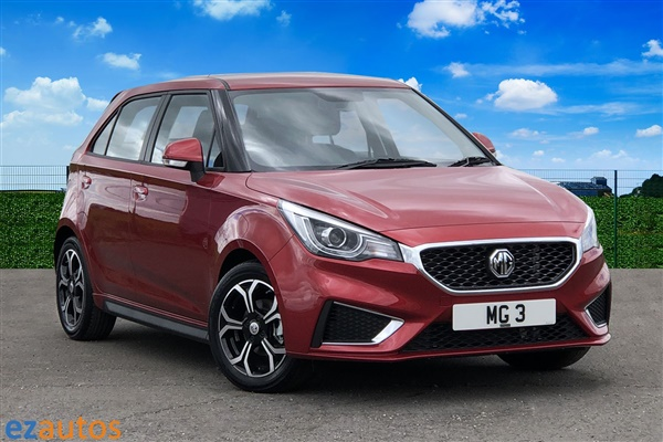 Large image for the Used Mg MG3