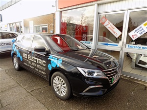 Large image for the Used Mg  5 ELECTRIC