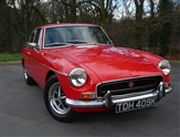 Used Mg MGB