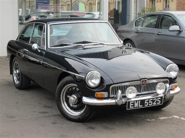 Large image for the Used Mg MGB GT