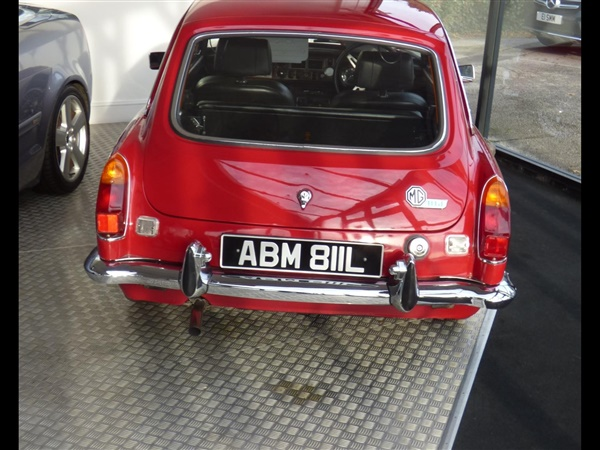 Large image for the Used Mg MGB