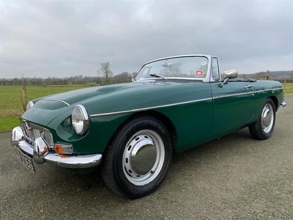 Mgc car for sale