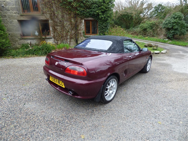 Large image for the Used Mg MGF