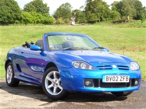 Large image for the Used Mg TF 1.8 2dr