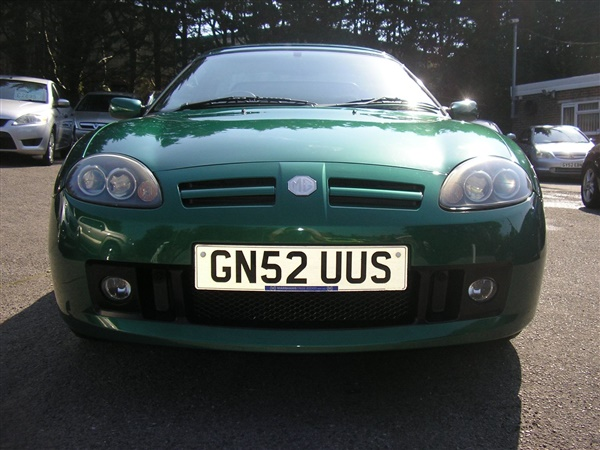 Mgtf car for sale
