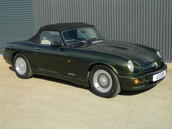 Mg Rv8 £24,496 - £25,995