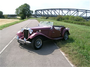 Large image for the Used Mg TD