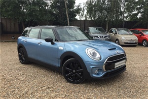 Large image for the Used Mini MINI Cooper S Clubman 2.0 5dr