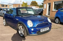 Used Mini Convertible