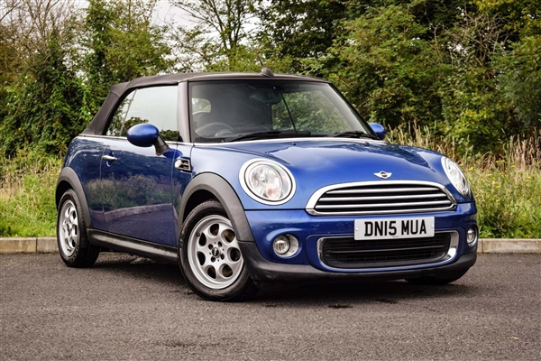 Large image for the Used Mini Convertible