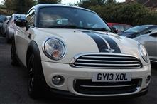 Used Mini Coupe