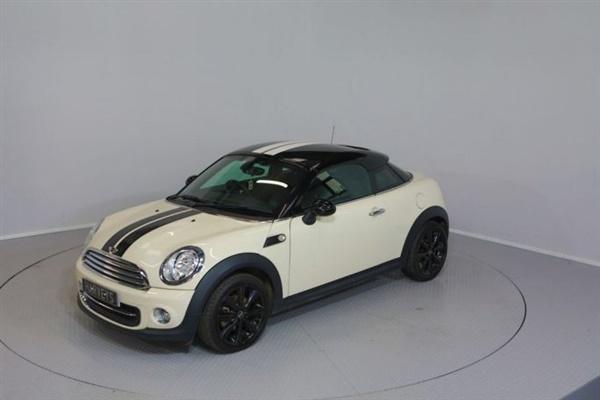 Mini Coupe £10,647 - £13,975