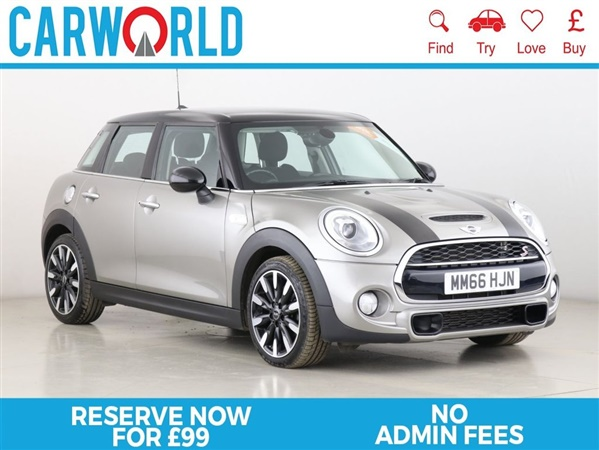 Large image for the Used Mini HATCH COOPER