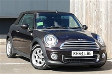 Used Mini Hatch