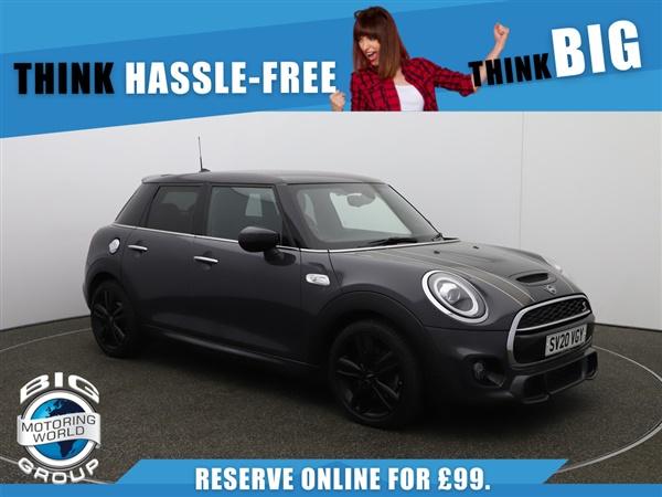 Mini Hatch £26,862 - £39,995