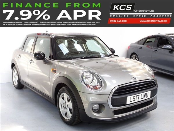 Mini Hatch £18,880 - £27,995