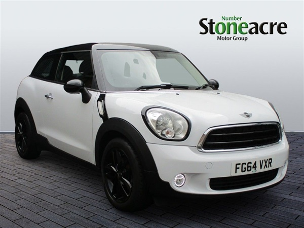 Large image for the Used Mini Paceman