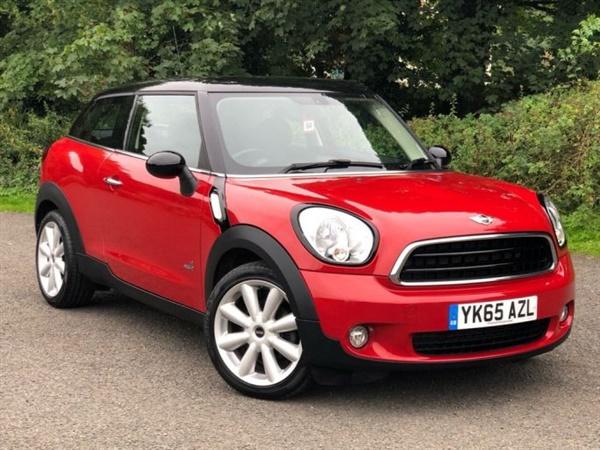 Mini Paceman £13,992 - £18,995