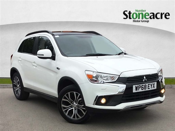 Large image for the Mitsubishi Asx