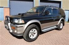 Used Mitsubishi Challenger