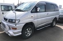 Used Mitsubishi Delica