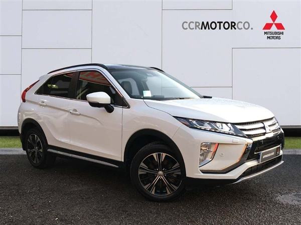 Large image for the Mitsubishi Eclipse-cross