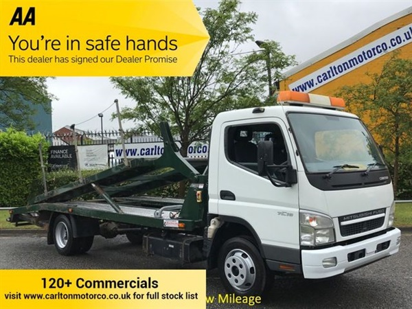 Large image for the Used Mitsubishi Canter