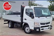 Used Mitsubishi Fuso