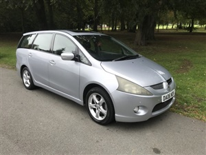 Large image for the Used Mitsubishi GRANDIS