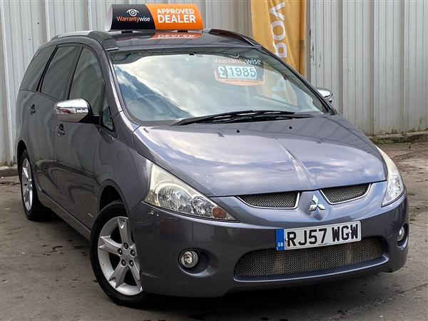 Mitsubishi Grandis £1,975 - £1,975