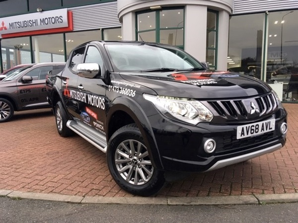 Large image for the Used Mitsubishi L200