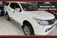 Used Mitsubishi L200
