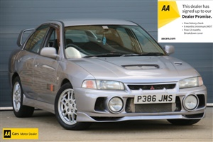 Large image for the Used Mitsubishi EVOLUTION