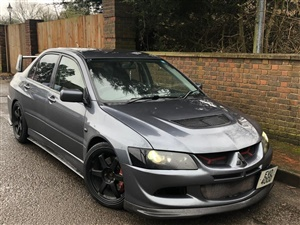 Large image for the Used Mitsubishi LANCER EVOLUTION VIII